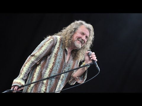 Robert Plant - Little Maggie at Glastonbury 2014 - YouTube