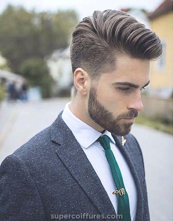 14 Coiffures Pour Jeunes Hommes Les Plus Cool Supercoiffures Com Coiffures Jeunes Hommes Coupe Homme Coiffures Masculines