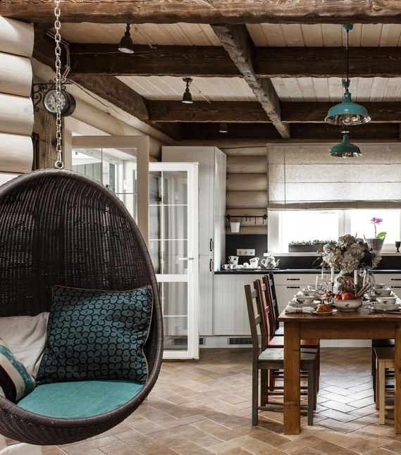 Disfruta con este sillón bola colgante negro. Es un elemento decorativo especial y único con un diseño vanguardista, moderno y muy original.
