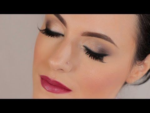 Wedding Makeup Tutorial Pixiwoo : 17 Best images about How to make your eyes POP! on ...