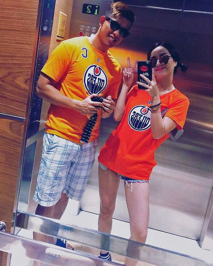 Represent Oilers from far! Canada to Vietnam