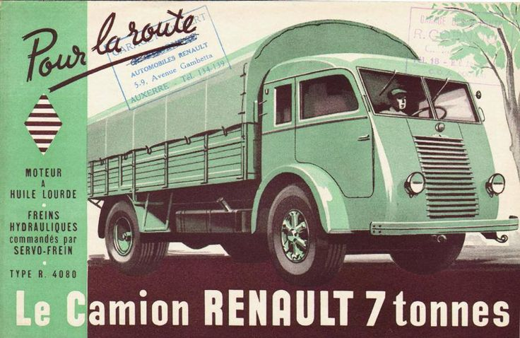 25 best renault camion images on pinterest cars truck for Garage renault evrecy 14