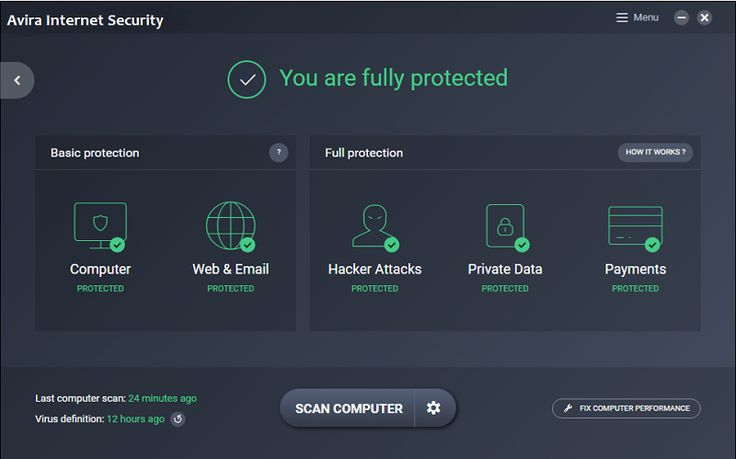 Lift up the #Security of Your #Computer with #Avira #Antivirus