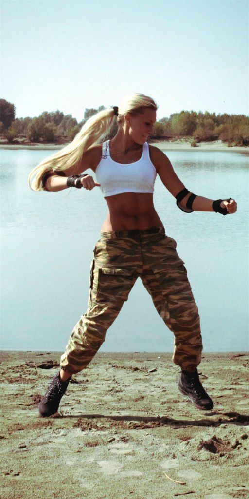 Mortal Kombat Sonya Blade 007 by EvenSummer on DeviantArt