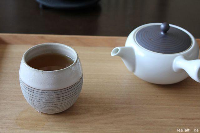 Maruo meets Yazaemon (Amakusa) #tea #japan #teaware #kyusu