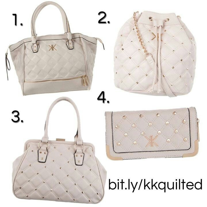 Brand new quiltedKardashian Kollection bags atTHE ICONIC in Australia!! Which one's your favorite? Shop online athttp://www.bit.ly/
