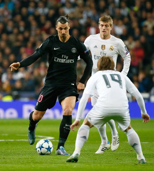 Real Madrid - PSG: Champions League en directo
