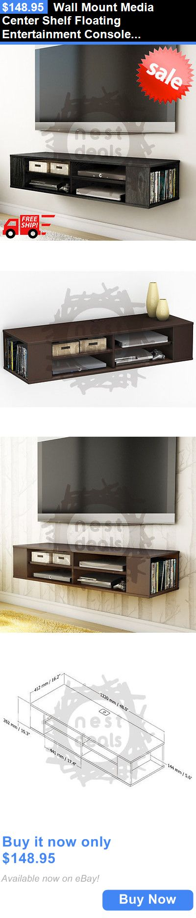 1000 ideas about wall mounted tv unit on pinterest wall. Black Bedroom Furniture Sets. Home Design Ideas