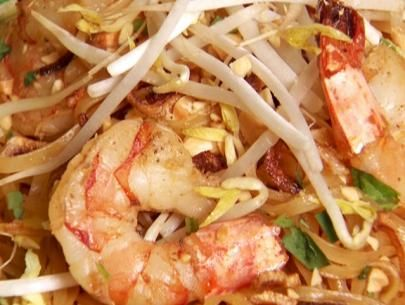 What's cooking? 5-star Pad Thai