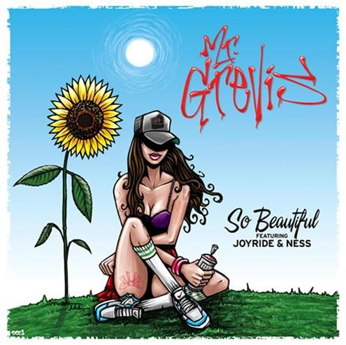 Mr. Grevis - So Beautiful feat. Joyride & Ness (Prod. Dazastah): Most recent Syllabolix inductee Mr. Grevis presents So Beautiful, the first single to come from his upcoming sophomore album. Featuring Sydney's master crooner Joyride, along with WA based newcomer Ness, the track's infectiously uplifting hook floats over an electronic pulse.