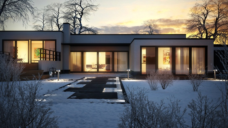 Here is a project I have done in 2012. We have made both the architecture and the 3d visualizations.