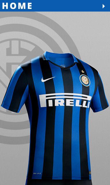 Kit de match de l'Inter
