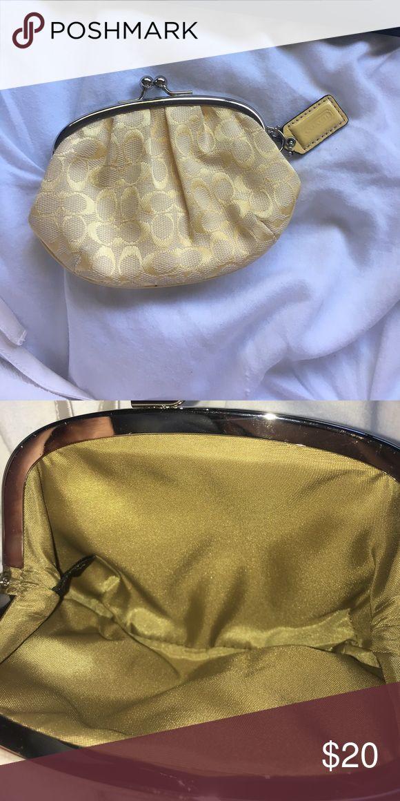 coach coin purse outlet nd3c  Coach coin purse