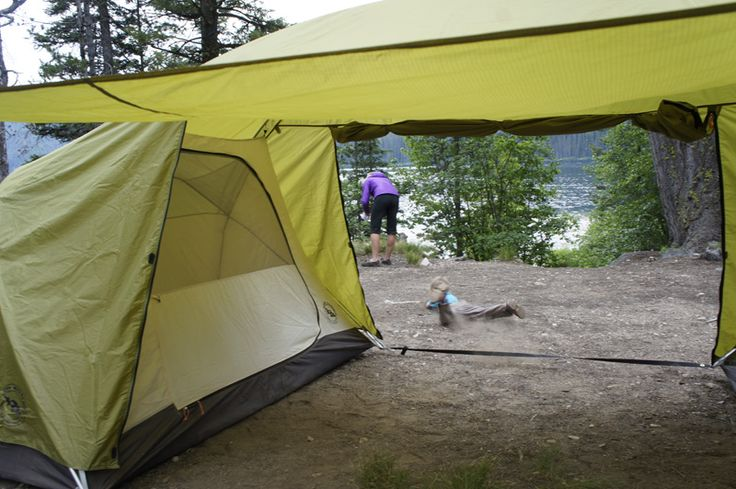 Big Agnes 'Two Room' Family Tent