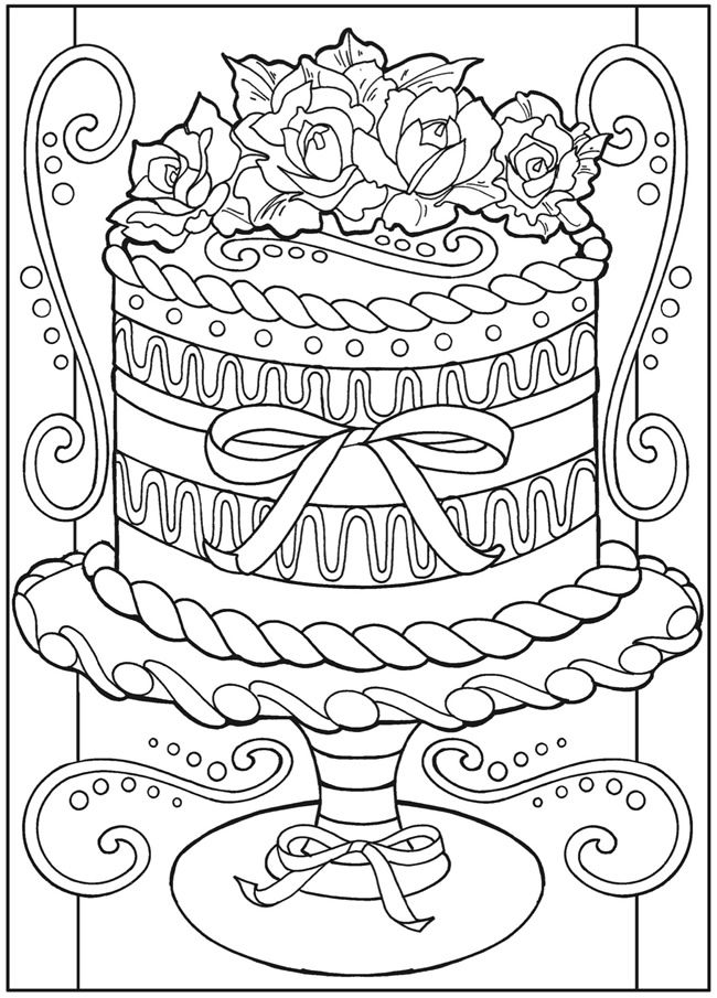 welcome to dover publications creative haven designer deserts coloring book - Amish Children Coloring Book Pages