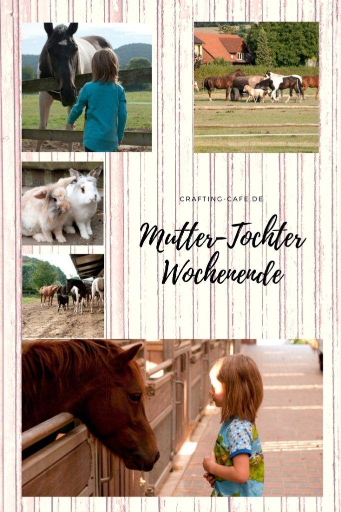 Mutter-Tochter-Wochenende auf der Ponyranch Lanwermann