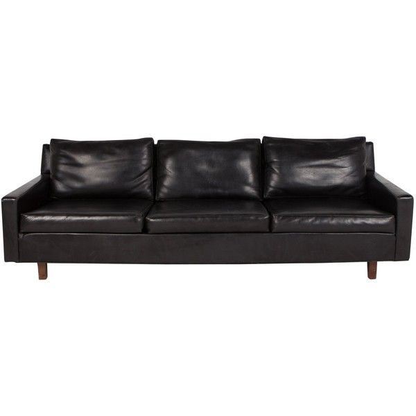 Second Hand Leather Sofas In Redditch: Best 25+ Black Leather Couches Ideas On Pinterest