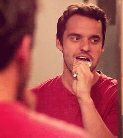 Jake Johnson on New Girl :)