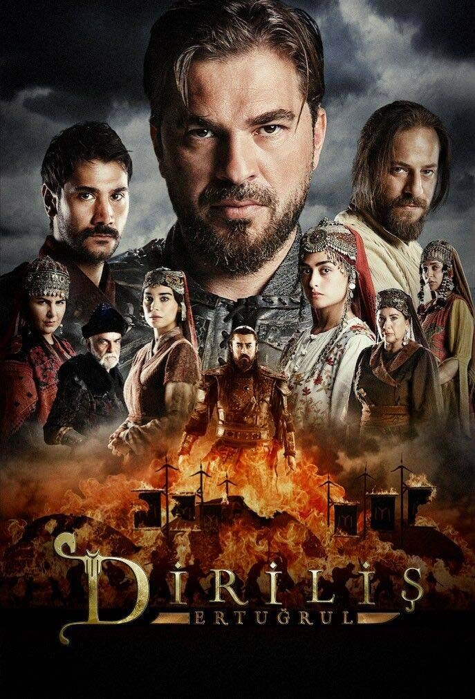 Dirilis: Ertugrul Ghazi (Season 2) Hindi/Urdu Dubbed 1080p 720p 480p [Turkish Drama Series] Ghazi S02 [ Episode 80 Added]