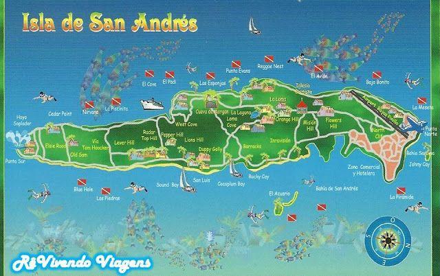 RêVivendo a ilha de San Andrés