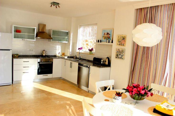 lovely kitchen #kalkan