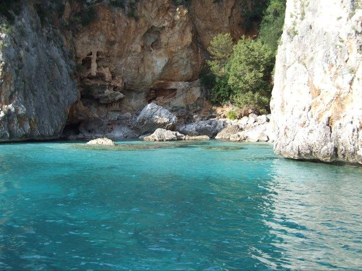 Baia Infreschi ...Marina di Camerota...Italy