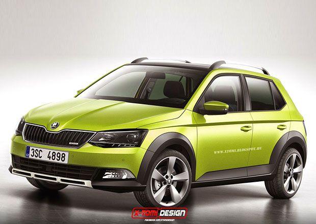 #Škoda: Malé SUV