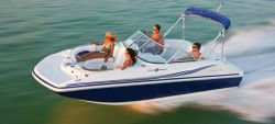 New 2013 - Hurricane Deck Boats - SD 187 I/O