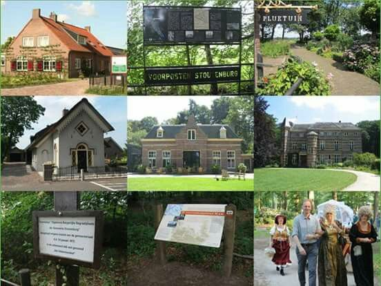 Op het Stoutenburgerpad vind je een verscheidenheid aan cultureel erfgoed en pleisterplaatsen. Hierbij een impressie: