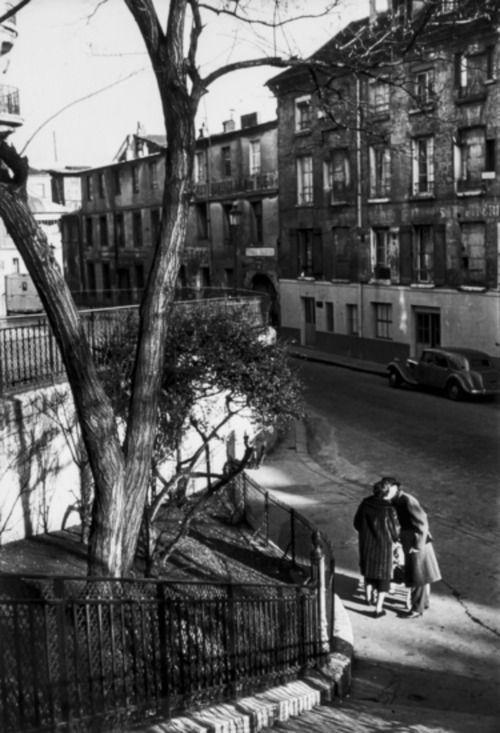Willy Ronis, Paris ( 1950s).