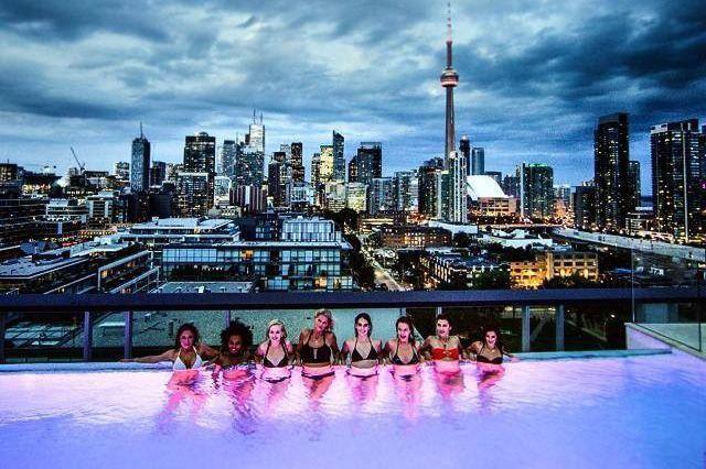 Toronto's best poolside bars