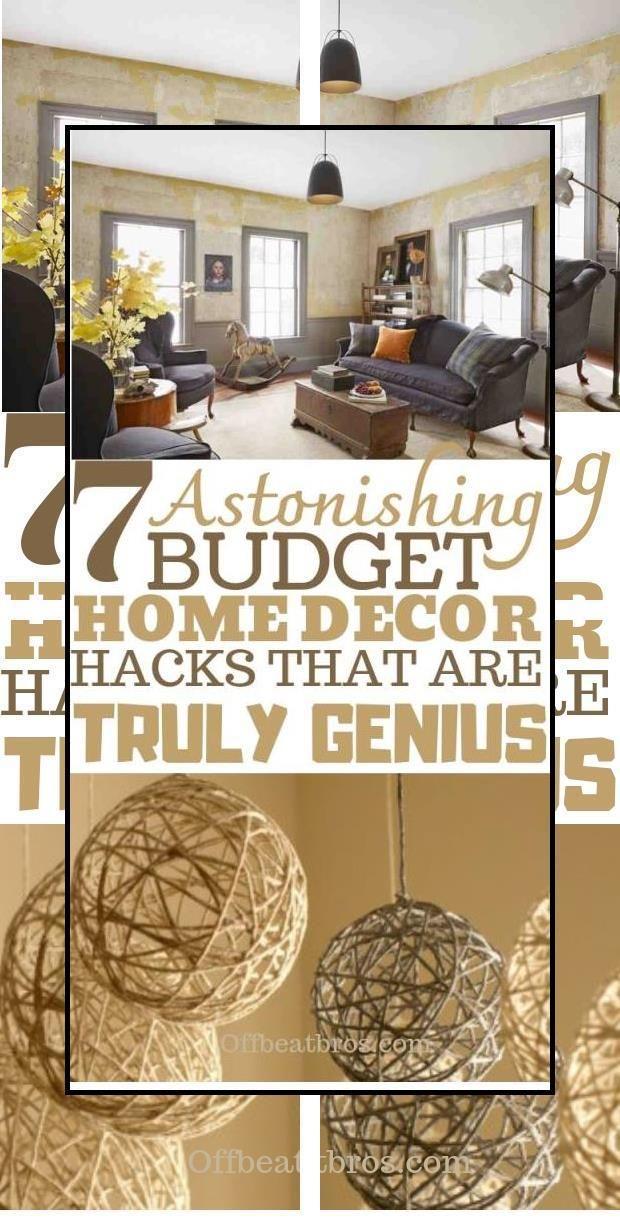 Living Room Makeover Ideas On A Budget Decorate Room In Low Budget Low Budget House Decoration Money Saving Tips Saving Tips Low Budget House