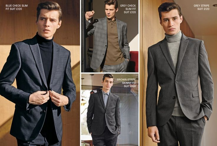 Slim Fit Suits | Mens Slim Fit Occasion & Formal Suits | Next UK