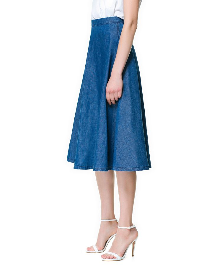 SENIOR MOMENT 4 WOMEN: DENIM 4 SENIOR LADIES, SUMMER TIME SKIRTS