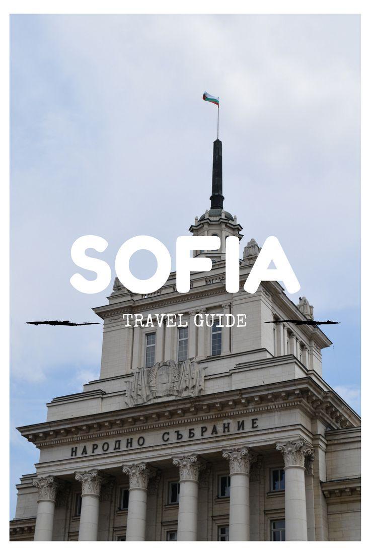 Sofia Travel Guide - Tips and Tricks for Bulgaria's Capital