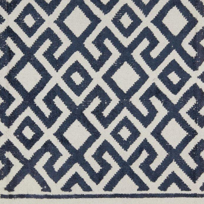 Custom Rugs Rug Sample Geometric Design S12781