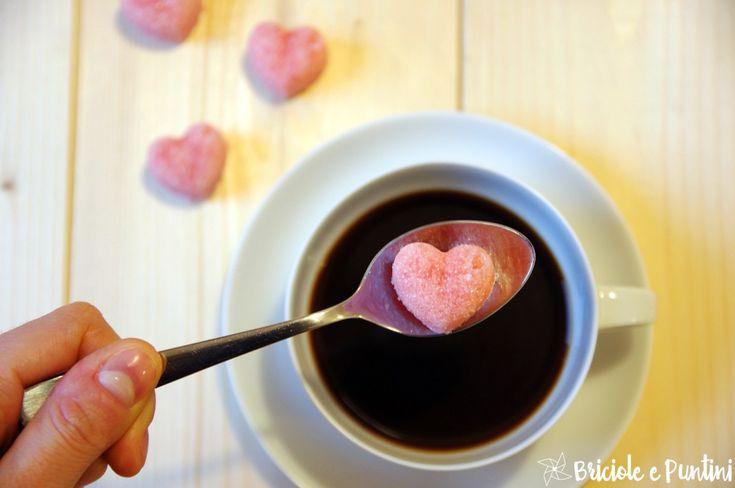 tutorial zollette di zucchero al microonde