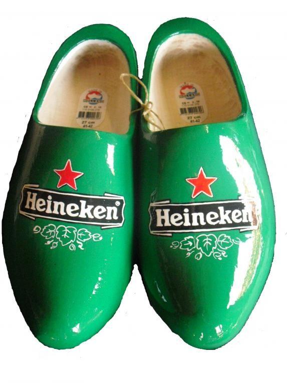 Heineken klompen welke maten hebben ze lb xxx.