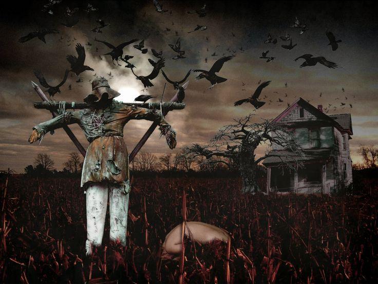 Preview Scarecrow Wallpaper