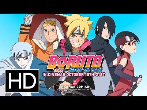 Boruto: Naruto the Movie Hadir Bulan November di Cibinong - KAORI Nusantara