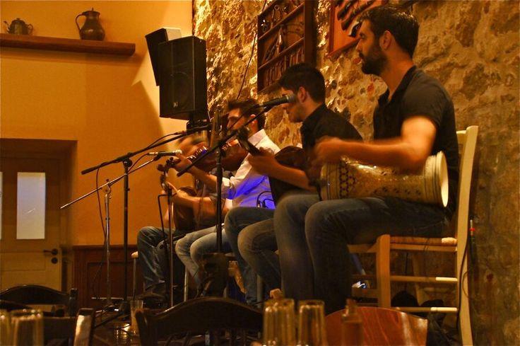 #Chania musicians