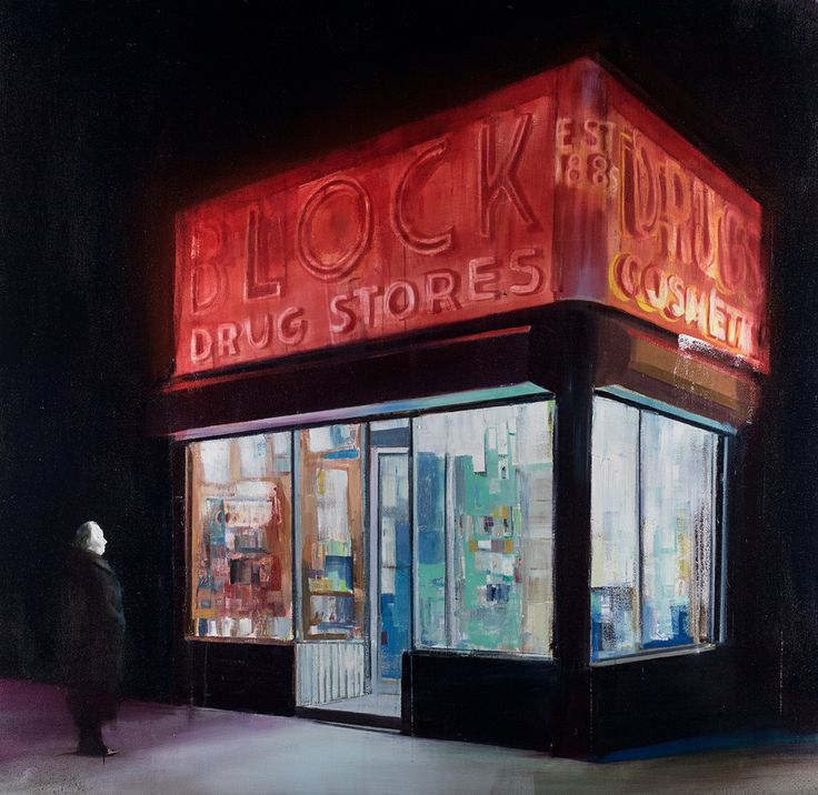 Brett Amory - Block Drugs (Waiting #246)