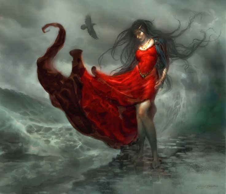 Goddess Macha