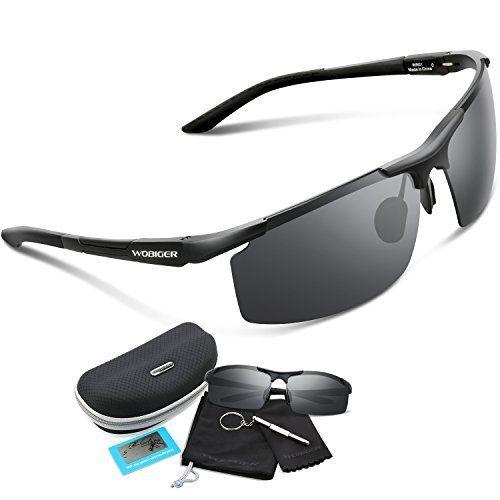 Oakley Mens Ti Crosshair OO6014-02 Polarized Oval Sunglasses,Pewter Frame/Black Iridium Polarized Lens,one size