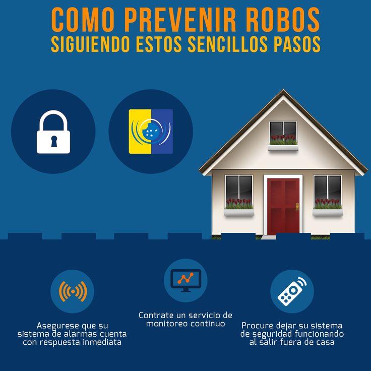 Algunos datos para prevenir robos