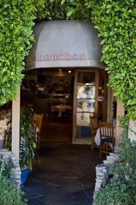 Bouchon, Santa Barbara Ca (not related to Thomas Keller's restaurants)