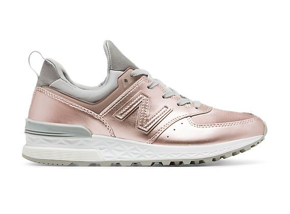 Created in 1988 by combining 2 different NB sneakers (we like to call it the
