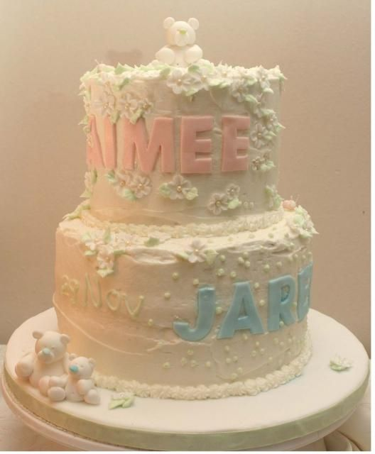 Christening Cake Designs For Twins : 17 Best images about Babies Christening on Pinterest ...