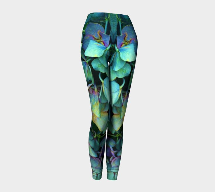 """Leggings+""""Treasure+of+Nature+VII""""+by+Mixed+Imagery"""