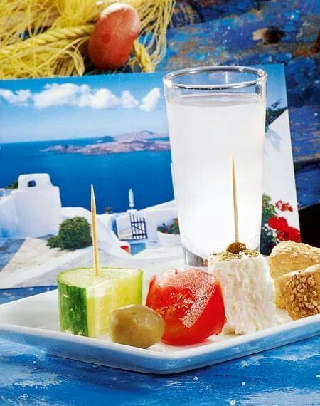 Greece ● Ouzo time● ♔LadyLuxury♔